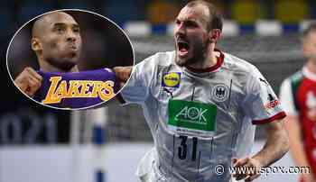 """Handball - Marcel Schiller im Interview: """"Kobe Bryant war eine riesengroße Inspiration"""" - SPOX.com"""