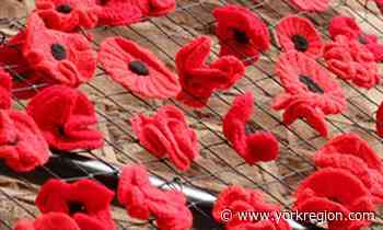 News Schomberg Remembrance Day service to be livestreamed due to COVID-19 - yorkregion.com