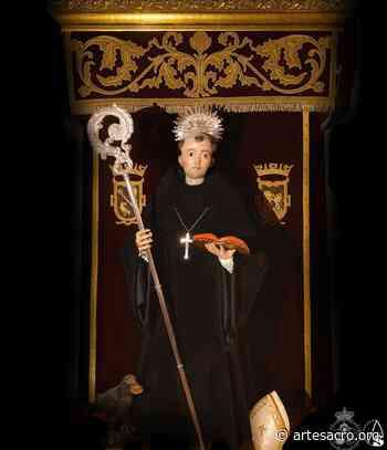 Provincia. Tránsito de San Benito Abad de Castilblanco de los Arroyos - Arte Sacro