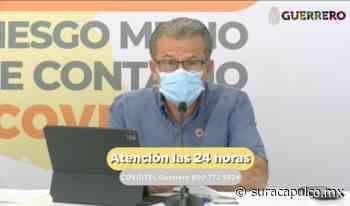 Reporta la Ssa que ya comenzó la vacunación anti Covid en Tixtla y Chichihualco - El Sur de Acapulco