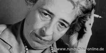Schau in Bonn: Bundeskunsthalle beleuchtet Lebenswerk von Hannah Arendt - Kölnische Rundschau