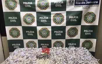 Polícia Civil prende gerente do tráfico de drogas em Iguaba Grande, na Região dos Lagos - Jornal O Dia