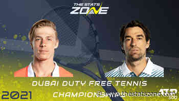 2021 Dubai Tennis Championships Quarter-Final – Denis Shapovalov vs Jeremy Chardy Preview & Prediction - The Stats Zone