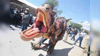 Impulsan «La ruta de los dinosaurios» que une Arbieto, Tarata, Anzaldo, Toro Toro y Poroma - eju.tv