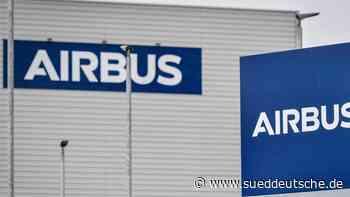 """""""Kündigungen vom Tisch"""": Airbus in Krise ohne Entlassungen - Süddeutsche Zeitung"""