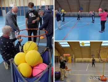 Le club de Mesnil-Esnard/Franqueville, près de Rouen, labellisé Basket Santé Résolutions - 76actu
