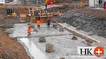 So kommen die Bauarbeiten am Aloha-Neubau Osterode voran - HarzKurier