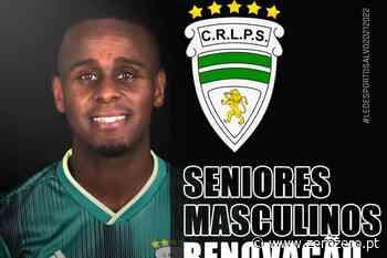 Ré é a renovação que se segue em Porto Salvo :: zerozero.pt - zerozero.pt