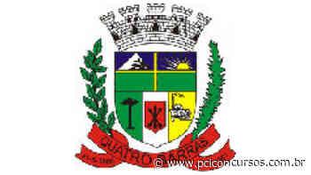 Prefeitura de Quatro Barras - PR informa novo Processo Seletivo na área da saúde - PCI Concursos