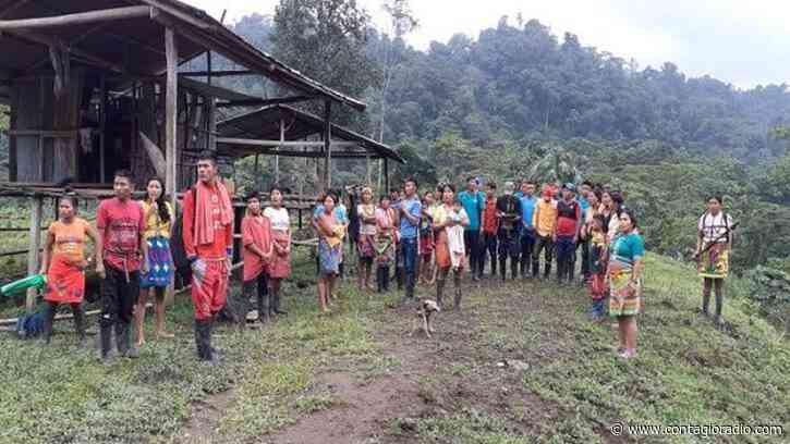 Alerta de Obispos y organizaciones por situación humanitaria en Murindó – Contagio Radio - Contagio Radio