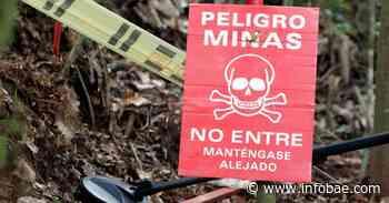 """""""En Murindó, Antioquia, trabajamos en el desminado militar para habilitar la movilización de los indígenas"""": general Juvenal Díaz - infobae"""