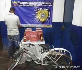En Santa Elena de Uairén lo arrestan por presunto contrabando de licor - Diario Primicia - primicia.com.ve