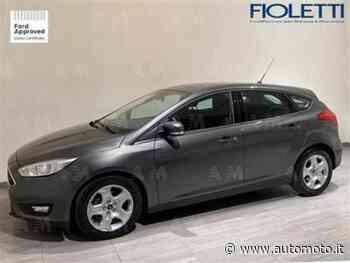 Vendo Ford Focus 1.5 TDCi 120 CV Start&Stop Plus usata a Concesio, Brescia (codice 8783509) - Automoto.it - Automoto.it