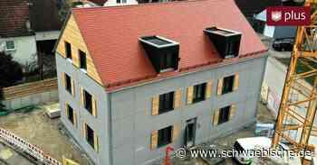 Nach erfolgreicher Premiere: Hier soll ein zweites Haus aus dem 3-D-Drucker entstehen - Schwäbische