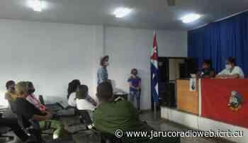 Destacan jóvenes de Jaruco vigencia independentista de Antonio Maceo a 143 años de La Protesta de Baraguá - Sitio Web Radio Jaruco - Radio Jaruco