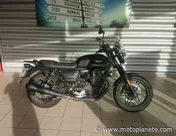 Moto-Guzzi V7 III STONE 750 2018 à 6890€ sur REZE - Occasion - Motoplanete