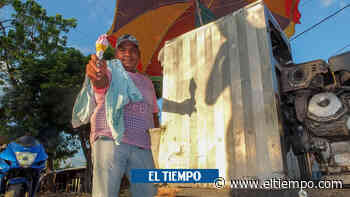 Mientras Bogotá se congela, en este pueblo se 'derriten' por el calor - El Tiempo