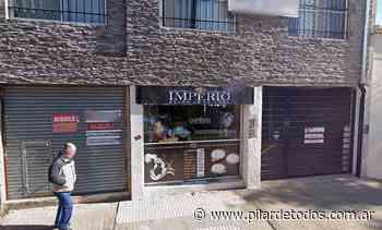 Violento robo en una peluquería del centro de Pilar - pilardetodos.com.ar