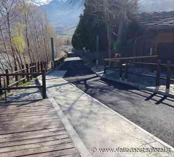 Gressan: Con Boudza-té sostegno a chi va al lavoro o a scuola in bicicletta - Valledaostaglocal.it