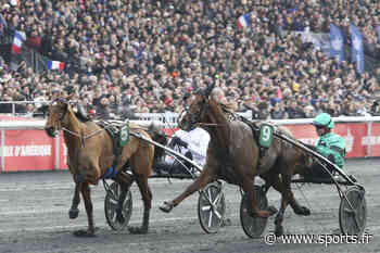 Prix de Pierrefitte sur Seine, Wild Love sur l'hippodrome d'Enghien Soisy - Sports.fr