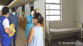 Lambayeque: detectan deficiencias en establecimientos de salud en Ferreñafe LRND - LaRepública.pe