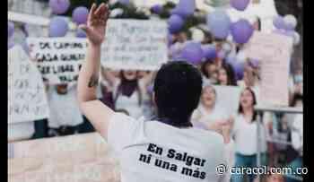 Las mujeres de Salgar piden acciones contra la violencia de género - Caracol Radio