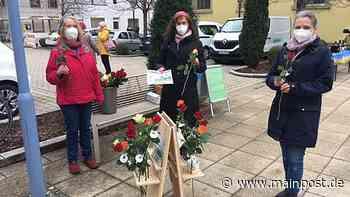 Faire Rosenaktion in Rottendorf - Main-Post