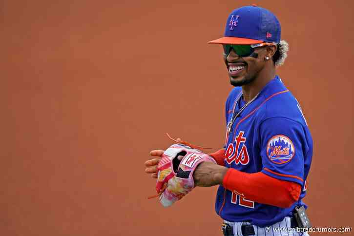Mets Make Initial Extension Offers To Lindor, Conforto