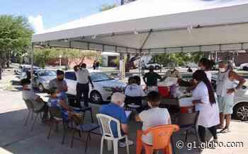 Lauro de Freitas suspende vacinação contra a Covid-19 temporariamente; mais de 2 mil pessoas foram imunizadas em 24h - G1