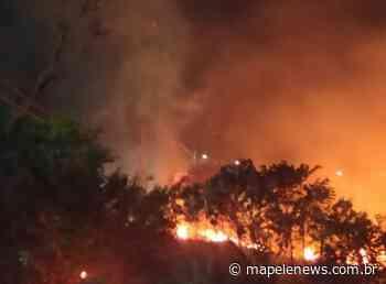 RMS: Incêndio atinge áreas de vegetação em Camaçari e Lauro de Freitas - http://mapelenews.com.br/