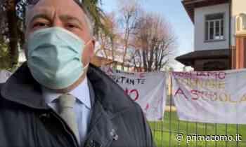 """Rovellasca, gli studenti vogliono tornare a scuola. Il sindaco: """"Si deve vaccinare, ex Milite Ignoto a disposizione"""" - Prima Como"""