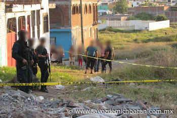 Encuentran cadáver putrefacto en San Juanito Itzícuaro, en Morelia - La Voz de Michoacán