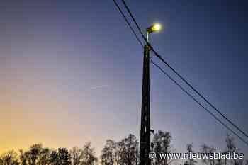 Overschakeling naar LED lampen gekoppeld aan wegenwerken (Holsbeek) - Het Nieuwsblad