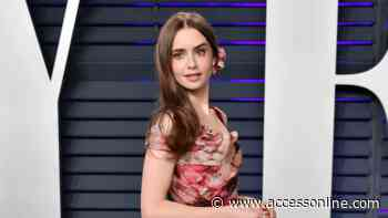 Lily Collins' Fashionable Looks Over The Years - Access Hollywood