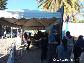 Vacunación anticovid en Jocotepec fluye en calma - Milenio