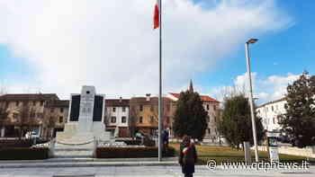 Susegana, commozione per la cerimonia di ieri in occasione dei 160 anni dell'Unità d'Italia - Qdpnews