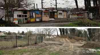 Thorigny-sur-Marne : le camp de roms évacué, 10 enfants déscolarisés - La Marne