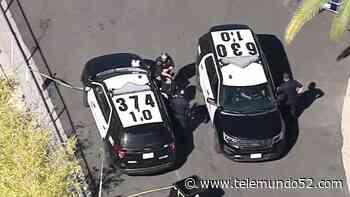 Asesinan a hombre de 100 años en Encino, sospechoso arrestado - Telemundo 52