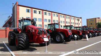 Russia's Irkutsk Oblast to buy over 160 MTZ tractors soon - Belarus News (BelTA)