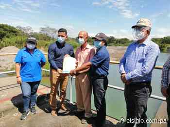 Iniciará rehabilitación de sistema de riego de Alanje en beneficio de cientos de productores - El Siglo Panamá
