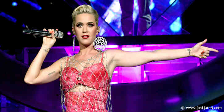 Katy Perry Will Launch a Las Vegas Residency Later in 2021! (Report)