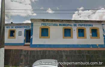 Itapissuma inicia vacinação de idosos acima de 70 anos   Local - Diário de Pernambuco