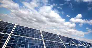 Solarpark in Xanten beschlossen - Zeitung für kommunale Wirtschaft