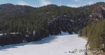 Summerland's Garnet Lake to close to all angling - Global News