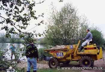 Chris Boughton's angling column: Bury AA's days at West Stow Lake - Diss Express