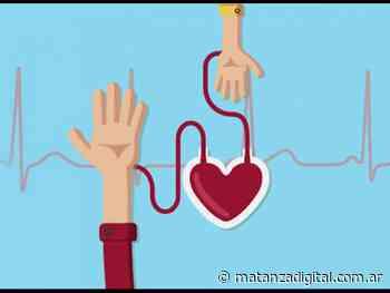 Realizarán una campaña de donación de sangre en Isidro Casanova - Matanza Digital