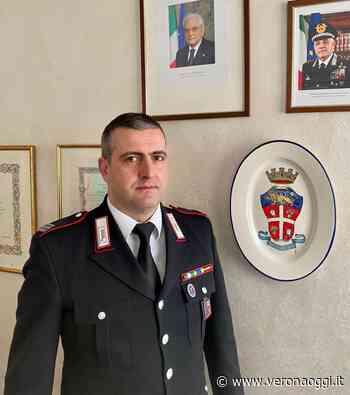 Villafranca di Verona, il Maresciallo Giuseppe Moffa è il nuovo comandante della Stazione dei Carabinieri - veronaoggi.it