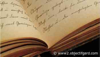 ARAMON Le Printemps des poètes s'invite à la médiathèque - Objectif Gard