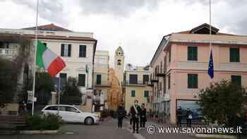 Anche a Spotorno bandiere a mezz'asta e minuto di silenzio per le vittime del Covid - SavonaNews.it