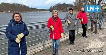 Reinfeld macht Frühjahrsputz in Zeiten der Corona-Pandemie - Lübecker Nachrichten